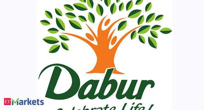Dabur India shares up 3% in early session
