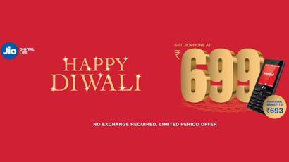 Jio Phone Diwali 2019 Offer Extended, Dropping the Price of the Phone