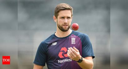 England Test star Chris Woakes glad of training 'normality'