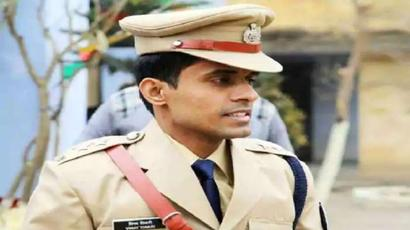 IPS Vinay Tiwari was extended all courtesies befitting an officer of his ra...