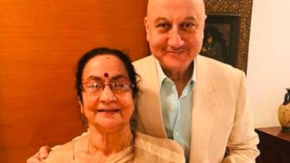 Anupam Kher says mother moved to isolation unit after testing positive for Covid-19,...