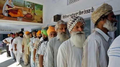 Polling to zila parishads, panchayat samitis ends in Punjab; counting of votes to take place on 22 September