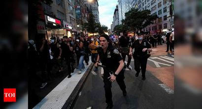American anarchy: US burns as pandemic unemployment meets racial disquiet