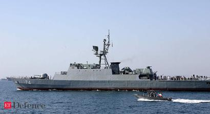 Iran's army begins annual three-day naval exercise near the strategic Strait of Hormuz