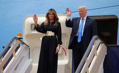 Donald Trump To Be Welcomed At Ahmedabad Airport With 'Shankhnaad'