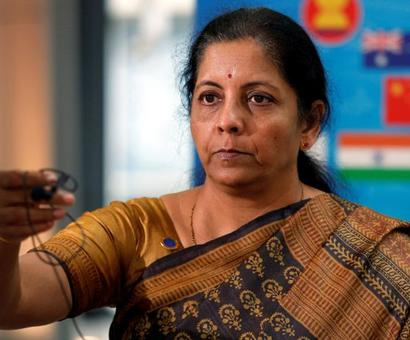 Govt open to taking more actions to boost growth: Sitharaman