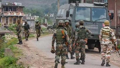 Pakistani terrorist killed along LoC in Rajouri, infiltration bid foiled