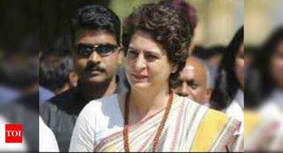 Priyanka Gandhi expresses gratitude to health workers on National Doctors Day