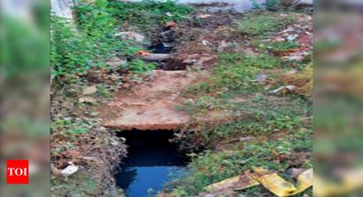Sec'bad drain turns health scare for locals