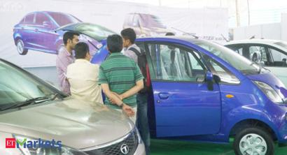 Share market update: Auto shares in the green; MRF up 2%