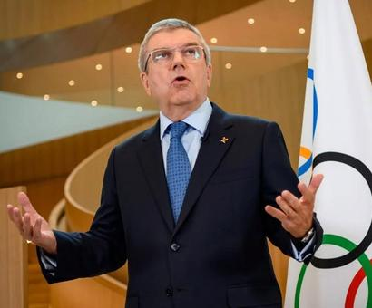 IOC Chief Thomas Bach Rules Out Postponement Of Tokyo Games Beyond 2021