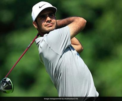 Shubhankar Sharma Tied 110th After Round One Of English Championship