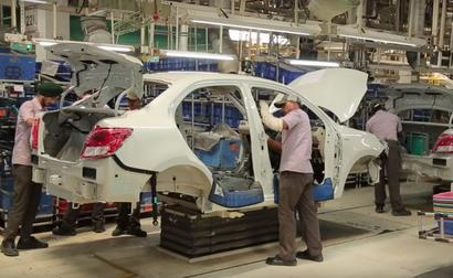 Maruti Suzuki Saw 7.8% Production Rise In December 2019