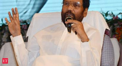 4 more states to implement ration card portability by March:Ram Vilas Paswan