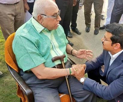 PK Banerjee, Indian football legend, passes away at 83