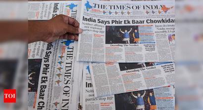 Delhi cops to enable newspaper distribution