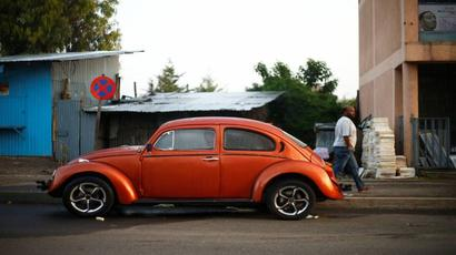 End of the Road: Volkswagen to end production of the iconic Beetle next year