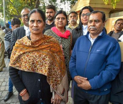 SC dismisses Nirbhaya convict's plea challenging rejection of mercy petition