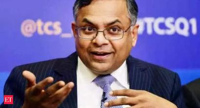 TCS well-positioned to weather this storm, take advantage of opportunities in downturn: N Chandrasekaran