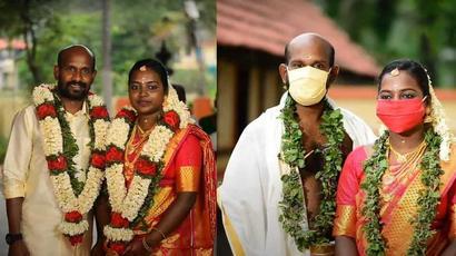 Malayalam actor Gokulan gets married to long-time girlfriend Dhanya in lockdown,...