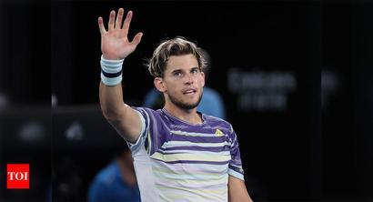 Australian Open: Dominic Thiem's power tames Alexander Zverev