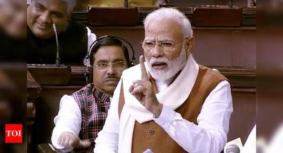 PM's address in Parliament oscillated between 'stand-up comedy' and 'rank communalism': Congress
