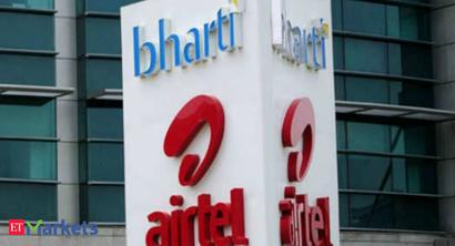 Moody's revises Bharti Airtel rating outlook to stable from negative