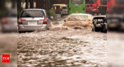 Panchkula residents fear flood-like situation