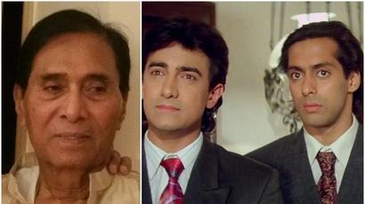 Salman Khan and Aamir Khan saddened by death of Andaz Apna Apna producer Vinay Sinha,...