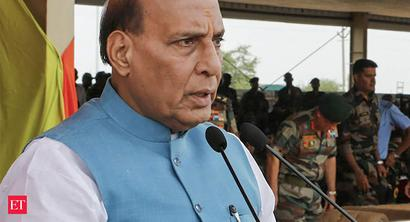 Rajnath Singh to make a statement on LAC issues in Rajya Sabha today