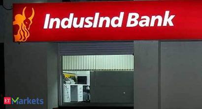 Trending stocks: IndusInd Bank share price jumps over 4%