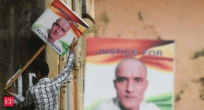 Pakistan court forms two-member bench to hear Kulbhushan Jadhav's case