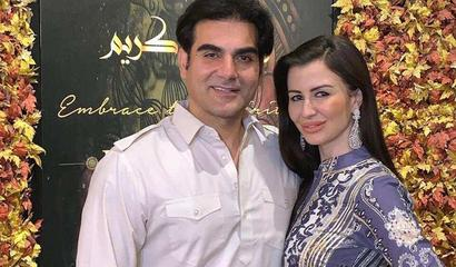 Giorgia Andriani opens up on spending lockdown with Arbaaz Khan, addresses marriage...