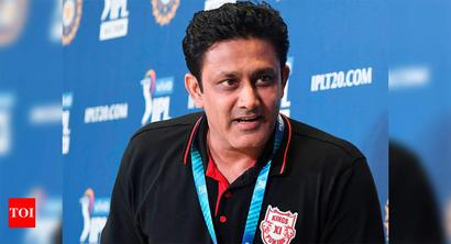 It's important to put together a squad that gels well: Anil Kumble