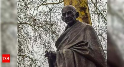 UK considering a coin to commemorate India's Mahatma Gandhi