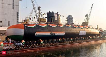 DAC picks L&T, MDL for Rs 45K cr submarine plan