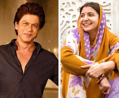Shah Rukh Khan takes up Anushka Sharma's Sui Dhaaga challenge but CHEATS to win! (Watch video)