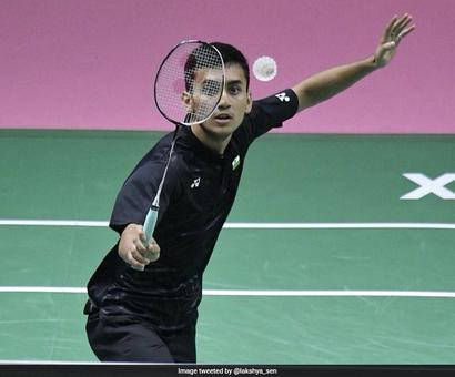 Asia Team C'ships: Lakshya Stuns World No. 7 As India Lose In Semis