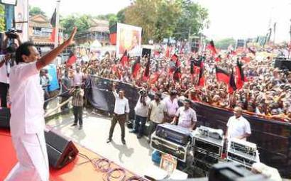 'AIADMK govt will be removed before LS polls'