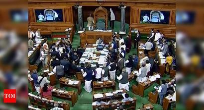 Babul Supriyo chided, his remark in Lok Sabha expunged