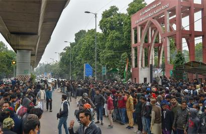 Delhi Court Grants Bail to One Arrested in December 15 Anti-CAA Protests Near Jamia University