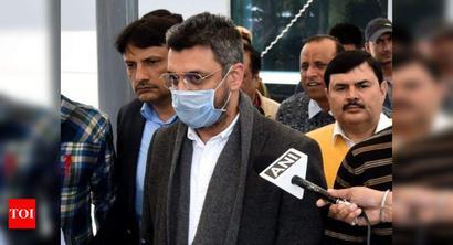 Sanjeev Chawla invokes govt's vow to UK, sent to Tihar jail
