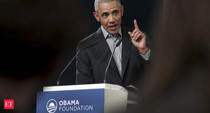 Leaders 'aren't even pretending to be in charge': Obama