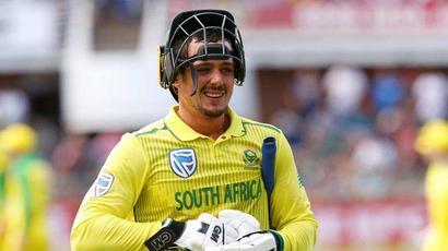 Pressure on skipper Quinton de Kock ahead of Australia ODI series