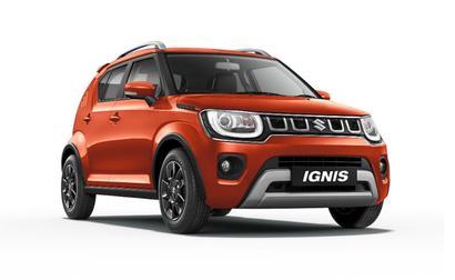 Maruti Suzuki Ignis Zeta Variants Updated With SmartPlay Studio; Prices Start At Rs. 5.98 Lakh