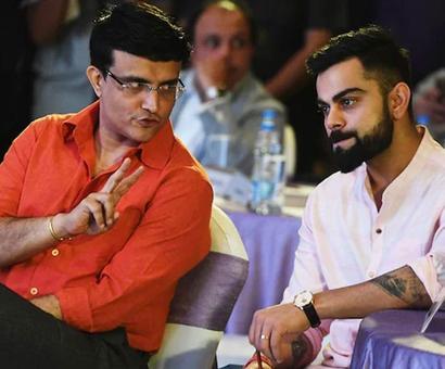 Ganguly Hopeful Of India's