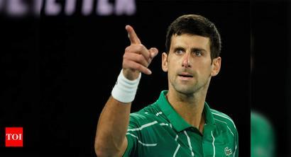 I do not feel unloved by opposition fans, says Novak Djokovic