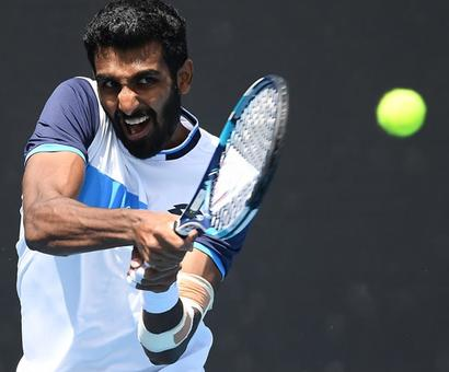 Indians at Australian Open: Prajnesh crashes out in opening round