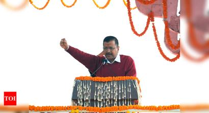 Want to work with Centre for Delhi: Kejriwal