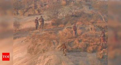 Terrorist killed in encounter on Jammu-Srinagar highway, one cop injured